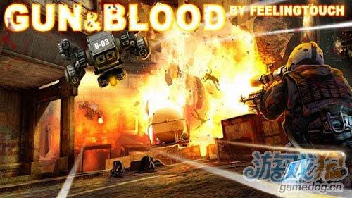 《枪与血Gun & Blood》官方中文版更新1