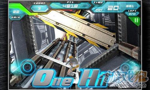 安卓动作冒险游戏《管道滑板 Radical Tube》评测3
