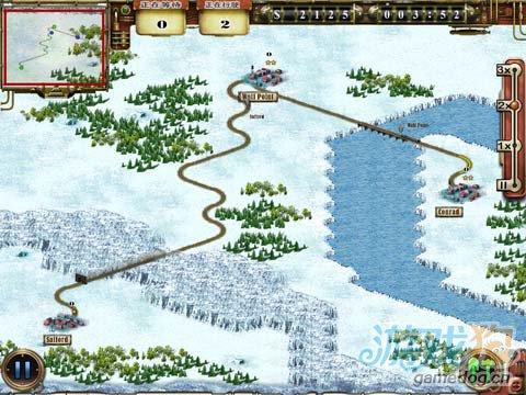 iOS模拟经营游戏:铁路故事Railroad Story HD评测20
