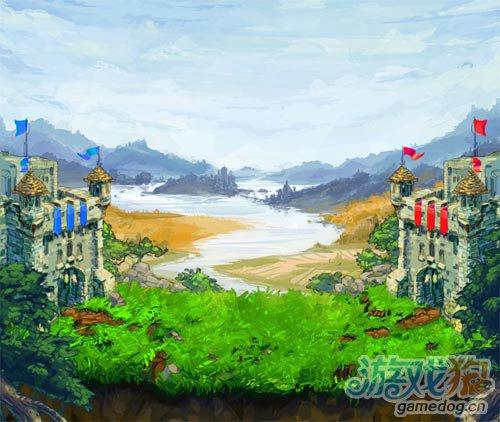 能聯網對戰的策略遊戲:Castle Conflict 2 預覽2