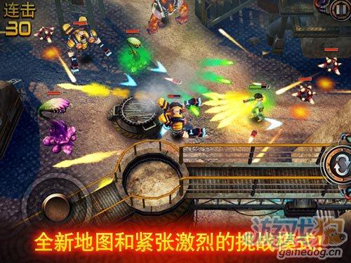 枪火战线官方中文版:v1.1.2更新评测2