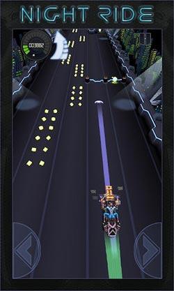 速游戏:午夜飚车 Night Ride v1.3.0版更新评测2