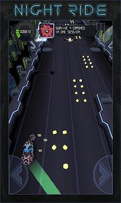 速游戏:午夜飚车 Night Ride v1.3.0版更新评测3