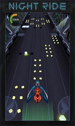速游戏:午夜飚车 Night Ride v1.3.0版更新评测5