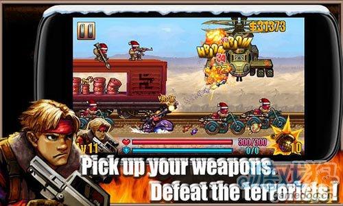 安卓复古游戏推荐:反恐奇兵2 Assaulter2图3