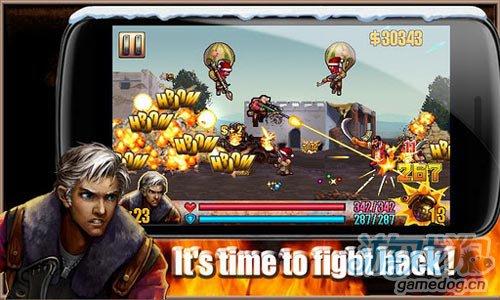 安卓复古游戏推荐:反恐奇兵2 Assaulter2图5