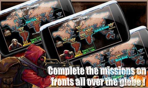 安卓复古游戏推荐:反恐奇兵2 Assaulter2图4