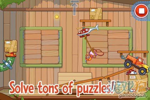创意益智游戏:神奇的阿力 高清版3