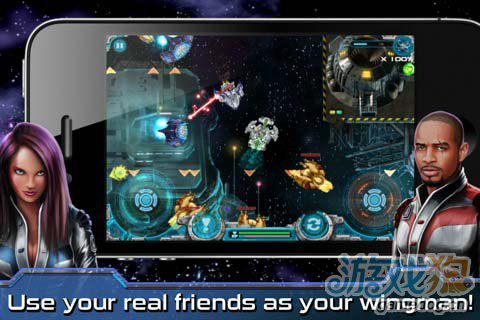 安卓射击游戏《星际闪电战》新版更新5