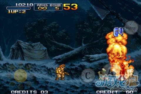 经典射击动作游戏;合金弹头3 v1.0版评测4