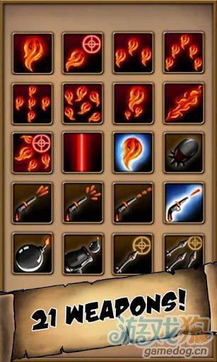 复古冒险游戏《巫师行动》Android版评测4
