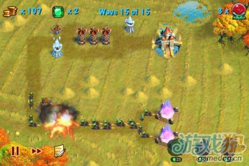 动感战棋游戏《猎魔之塔》iPhone版推荐5