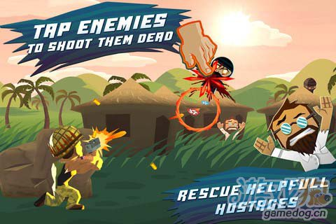 Android版射击游戏《致命伤害》v1.0版评测1