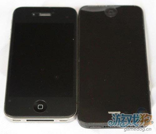 爆iPhone5真机谍照 机身更薄屏幕更大已成定局?1