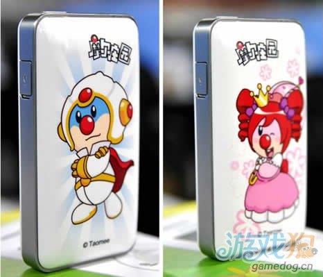 淘米与中兴推《摩尔庄园》系列儿童手机定价499元