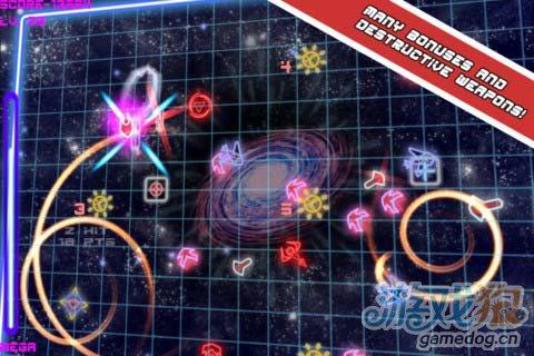 Android飞行射击游戏:超越光速 v1.3.1版更新评测3