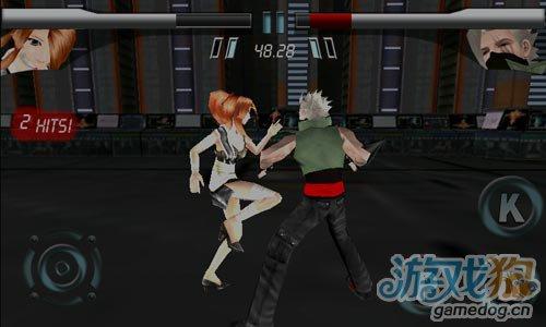 3D极限格斗游戏:美女格斗 FurtherBeyondFighting3