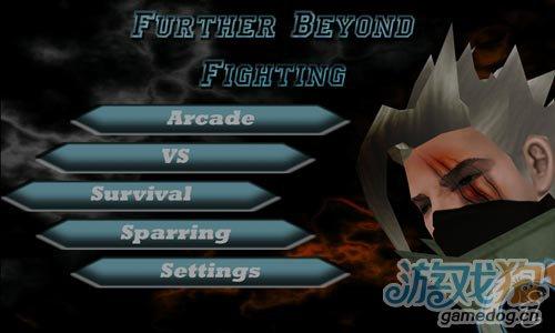 3D极限格斗游戏:美女格斗 FurtherBeyondFighting1