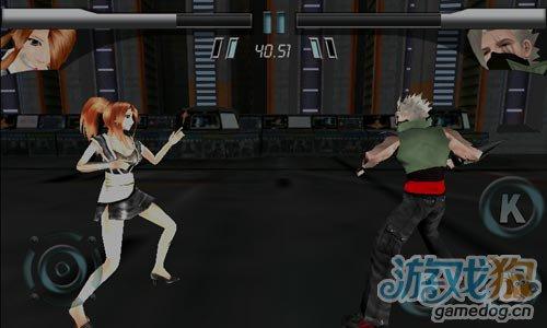 3D极限格斗游戏:美女格斗 FurtherBeyondFighting4