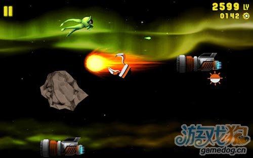 安卓飞行射击游戏:星系冲击 生存并不是那么容易4