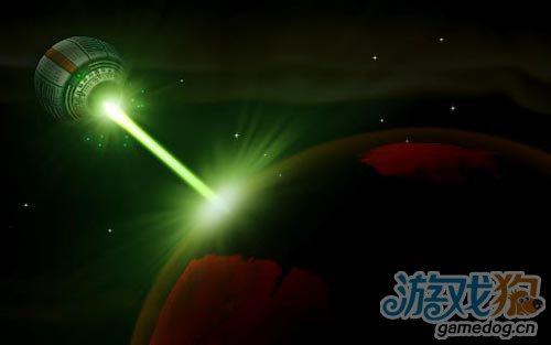 安卓飞行射击游戏:星系冲击 生存并不是那么容易3