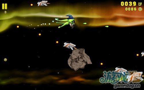 安卓飞行射击游戏:星系冲击 生存并不是那么容易5