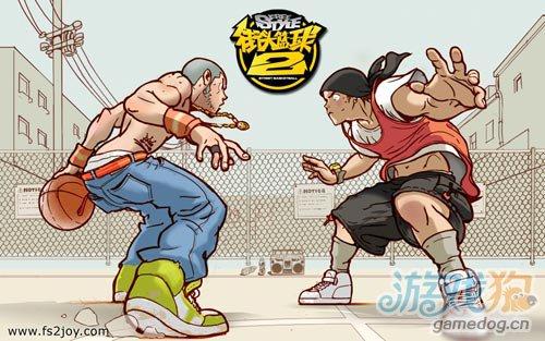 热血运动游戏:街头篮球2 享受操控乐趣1
