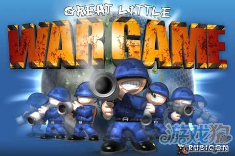 塔防游戏:小小大战争全面战争GLWG:All Out War1