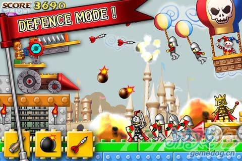 安卓版动作游戏《玩具射击》Toy Shot4
