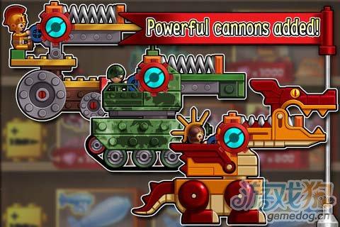 安卓版动作游戏《玩具射击》Toy Shot3