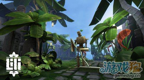 创意角色扮演游戏《Lili》大胆提出全新概念设计1