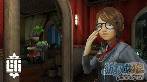 创意角色扮演游戏《Lili》大胆提出全新概念设计2