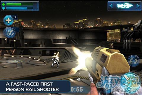 安卓版射击游戏;全面回忆 Total Recall图2