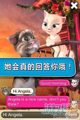 养成游戏:汤姆爱安吉拉 v1.0更新评测
