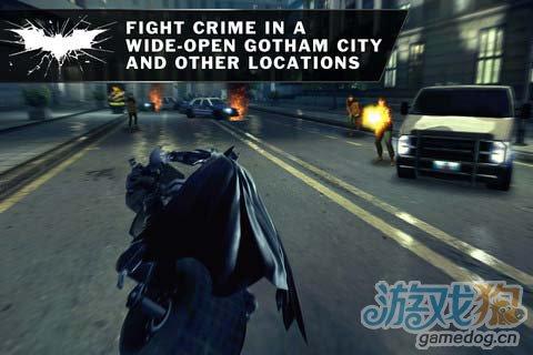 重磅动作游戏:蝙蝠侠:黑暗骑士崛起 V1.0版评测2
