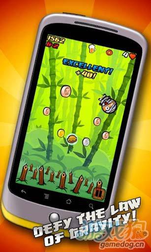 休闲游戏:重力忍者 Gravity Ninja游戏更新评测2