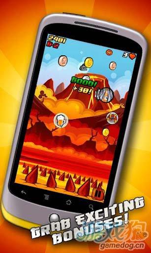 休闲游戏:重力忍者 Gravity Ninja游戏更新评测5