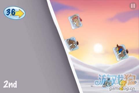 物理竞速游戏:猛犸冰川赛v1.2版评测4