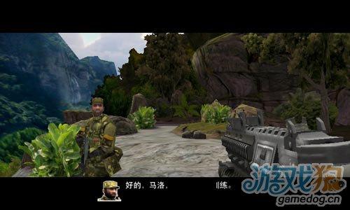 安卓射击大作:战地 叛逆连队2游戏评测3