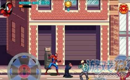动作游戏:蜘蛛侠 剧毒之城游戏更新评测2