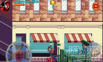 动作游戏:蜘蛛侠 剧毒之城游戏更新评测1