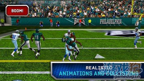 体育运动游戏:麦登橄榄球12 Madden NFL12更新评测3