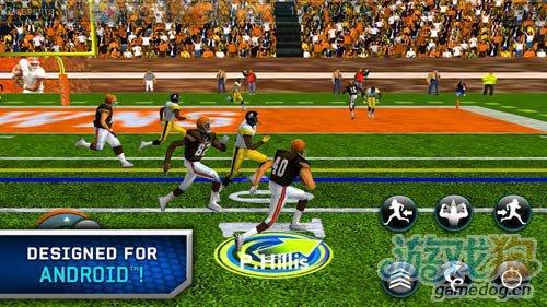 体育运动游戏:麦登橄榄球12 Madden NFL12更新评测2