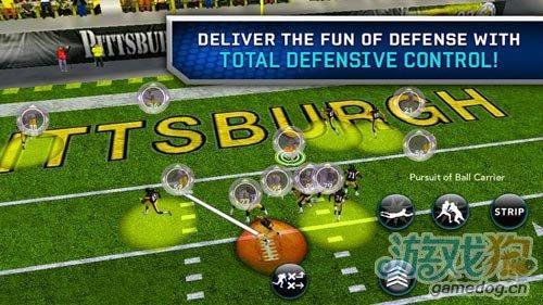 体育运动游戏:麦登橄榄球12 Madden NFL12更新评测5