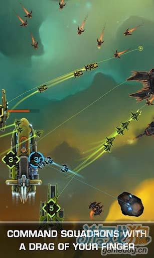 策略塔防游戏:防御舰队欧米茄 v1.2.0版游戏评测3