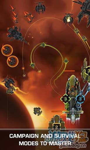 策略塔防游戏:防御舰队欧米茄 v1.2.0版游戏评测4