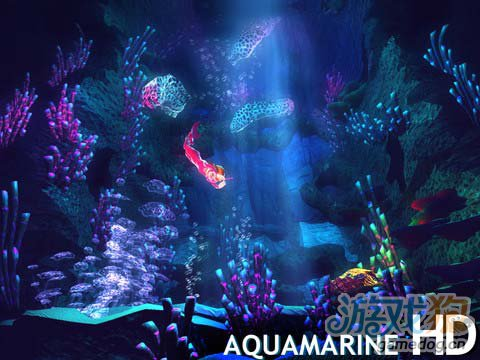 唯美海底世界:海蓝宝石AquamarineHDv1.6.0版评测1