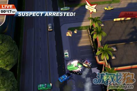 野蛮竞速游戏:亡命威龙 Smash Cops游戏更新评测3
