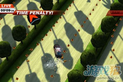 野蛮竞速游戏:亡命威龙 Smash Cops游戏更新评测4
