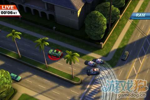 野蛮竞速游戏:亡命威龙 Smash Cops游戏更新评测5